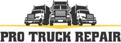 Pro Truck Repair Logo